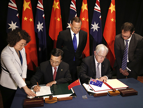 CHINA FURTHER REDUCES TARIFFS ON AUSTRALIAN WINE