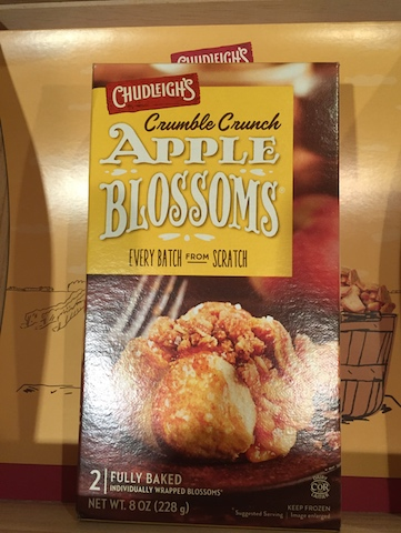 wine article Chudleighs Apple Blossoms  Instant Apple Pie