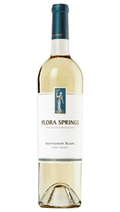 wine article Flora Springs 2018