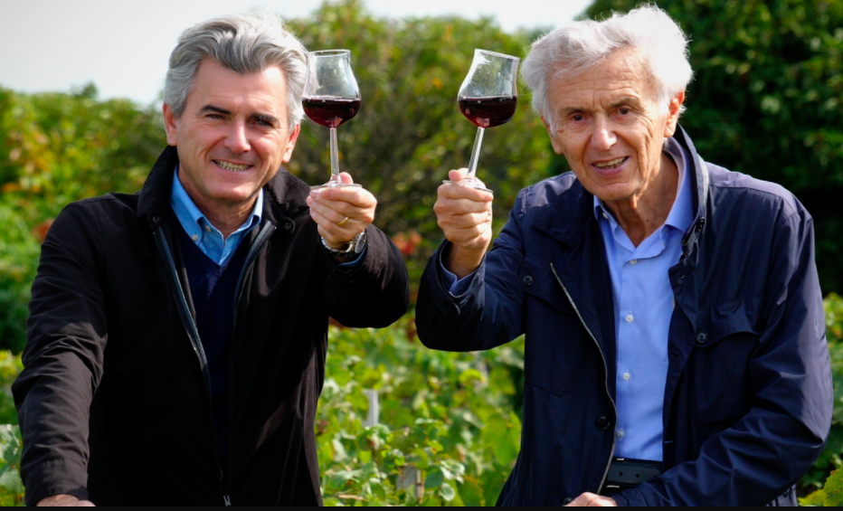 wine article Georges Duboeuf Humble Winemaker Changing The World