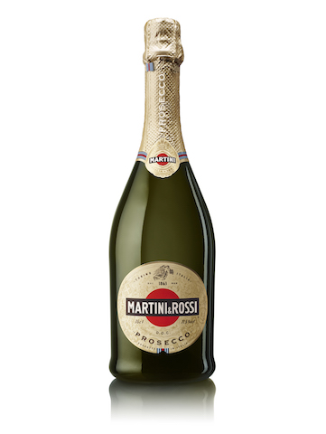 wine article Martini  Rossi Prosecco