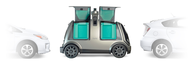 wine article Robot Cars Start Delivering Groceries In Arizona