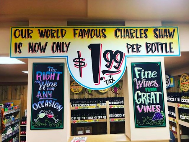wine article The Real 2buck Chuck The True Story Of Charles Shaw A Napa Wine Pioneer Who Started The Brand B