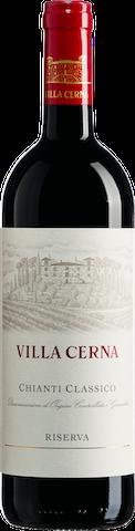 wine article 2013 Villa Cerna Chianti Classico Riserva