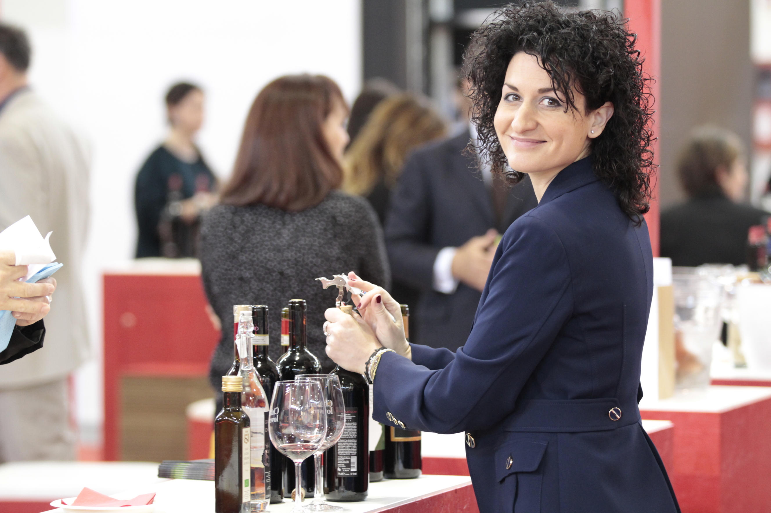 wine article Vinitaly  Verona Italy